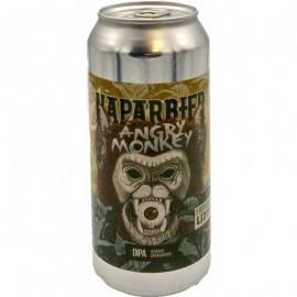Lata Naparbier Angry Monkey