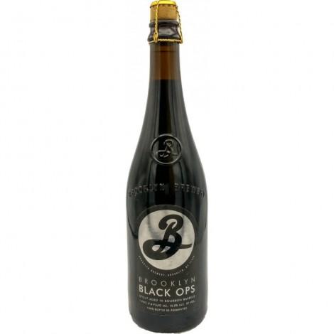 Botella Brooklyn Black Ops 75cl