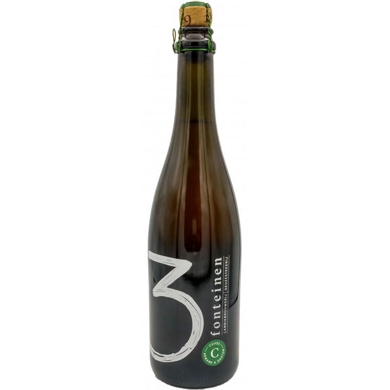 Botella 75 cl. 3 Fonteinen Oude Geuze Cuvée Armand & Gaston 75cl