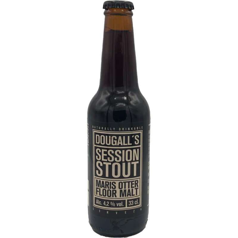 Botellín Dougall's Session Stout