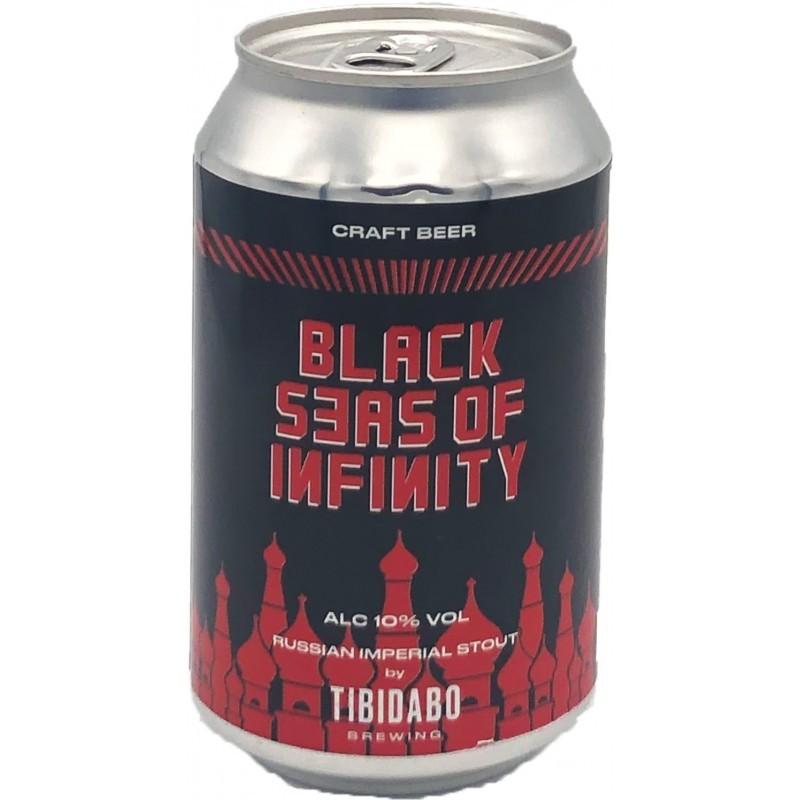 Lata Tibidabo Black Seas of Infinity