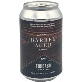 Lata Tibidabo Barrel Aged 01 Bourbon