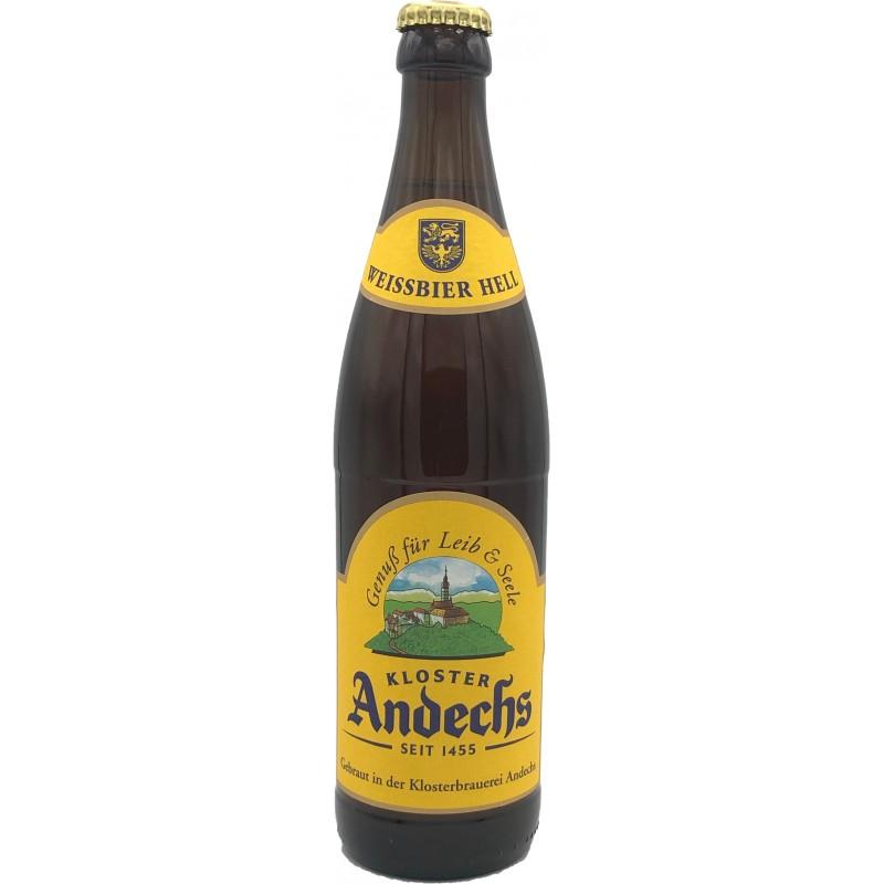 Botellín Andechser Weissbier Hell