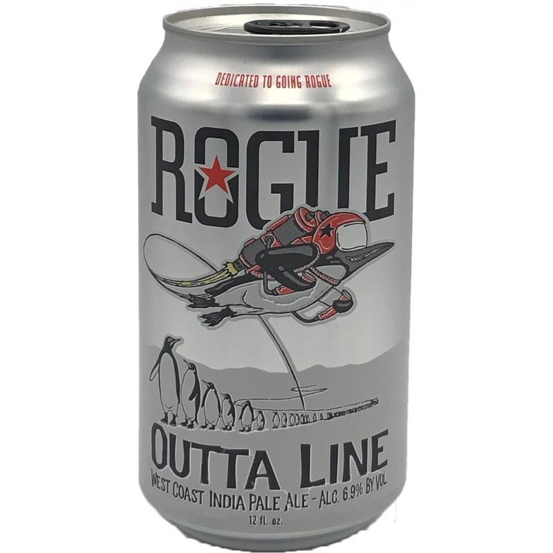 Lata Rogue Outta Line IPA