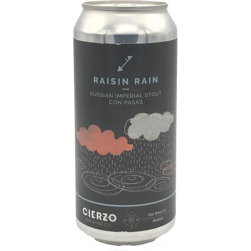 Lata Cierzo Raisin Rain