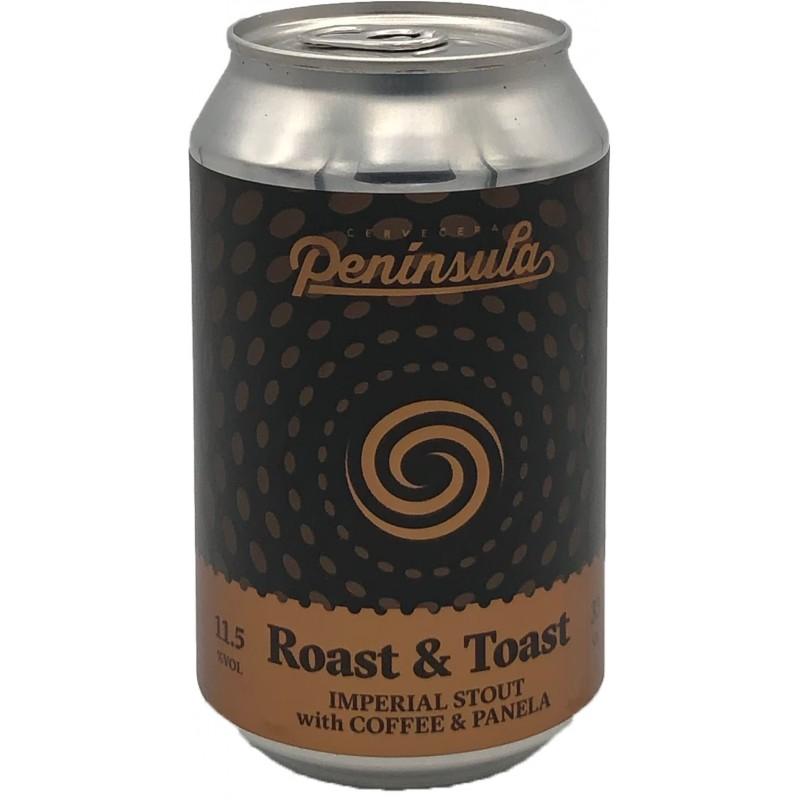Lata Península Roast & Toast