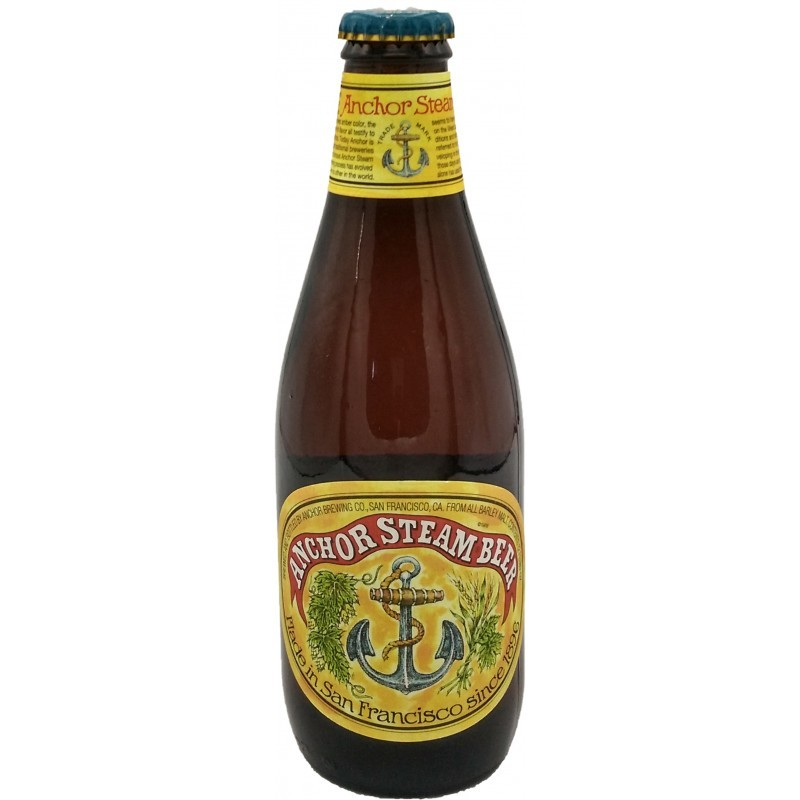 Botellín Anchor Steam