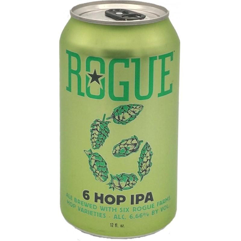 Lata Rogue 6 Hop IPA