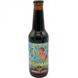 Botellín Dougall's Fishman Imperial Stout