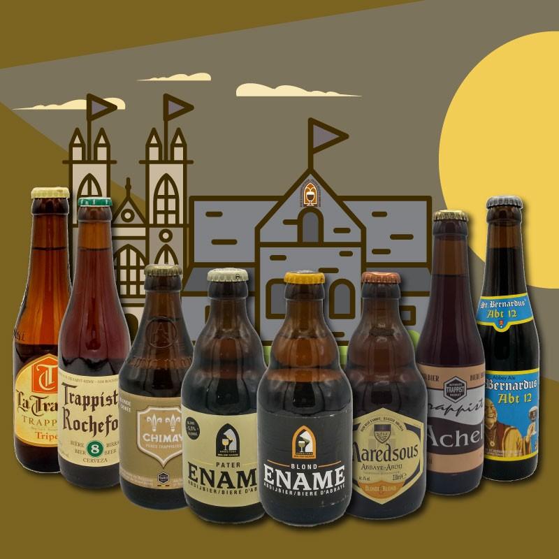 Pack Cervezas de Abadía