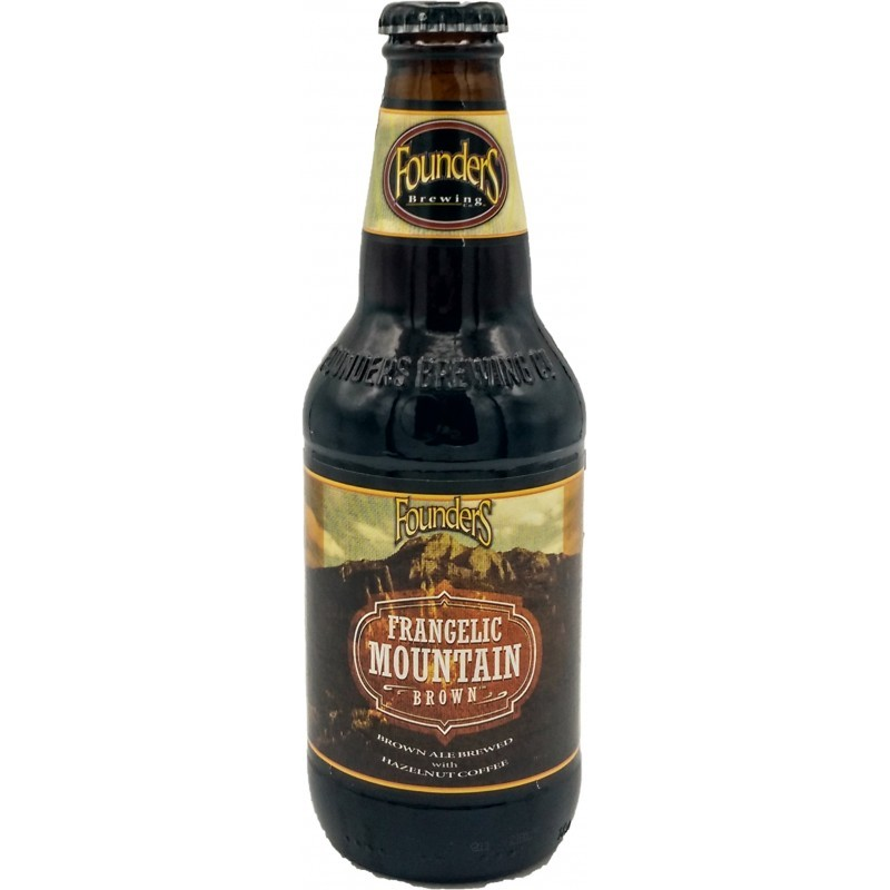 Botellín Founders Frangelic Mountain Brown