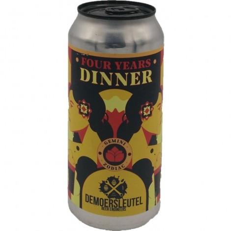 Lata De Moersleutel Four Years Dinner