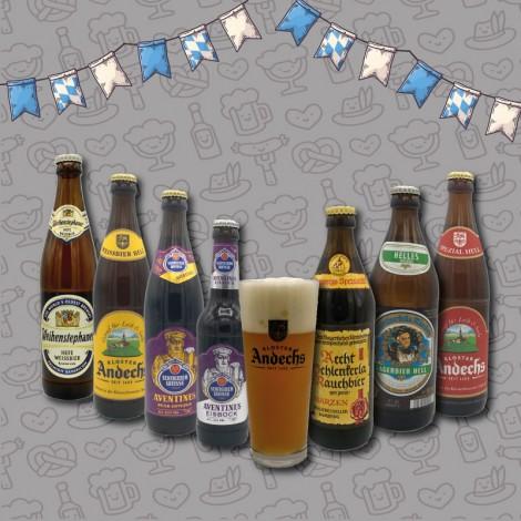Pack Cerveza Alemana