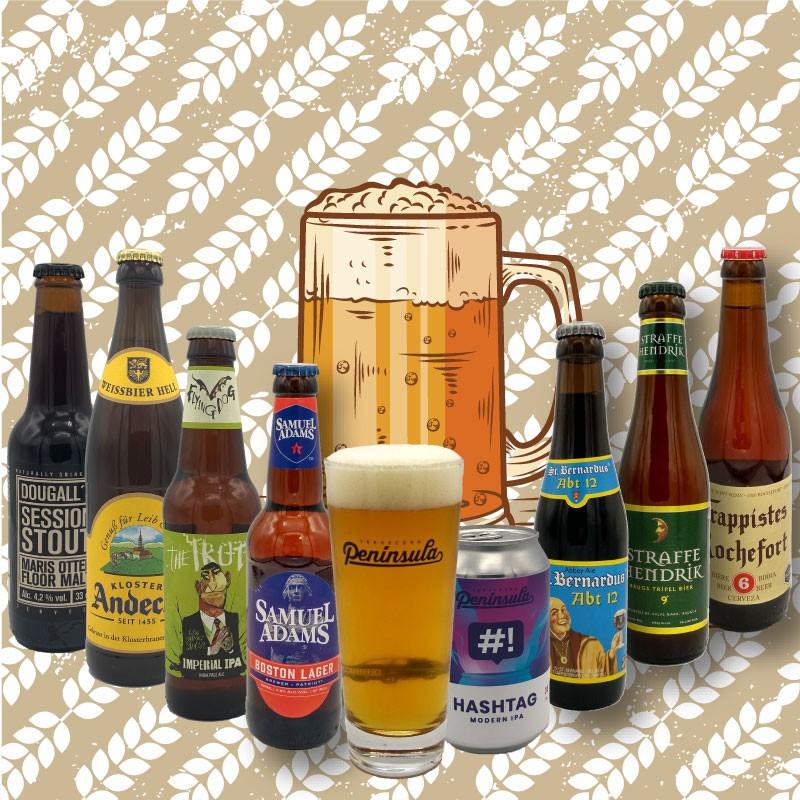 Pack Iniciación a la cerveza