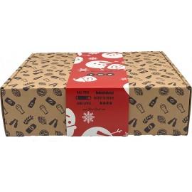 Regala Cerveza Belga Navidad Caja