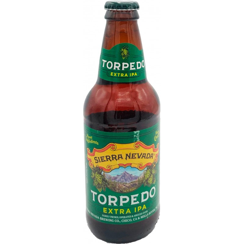 Botellín Sierra Nevada Torpedo IPA