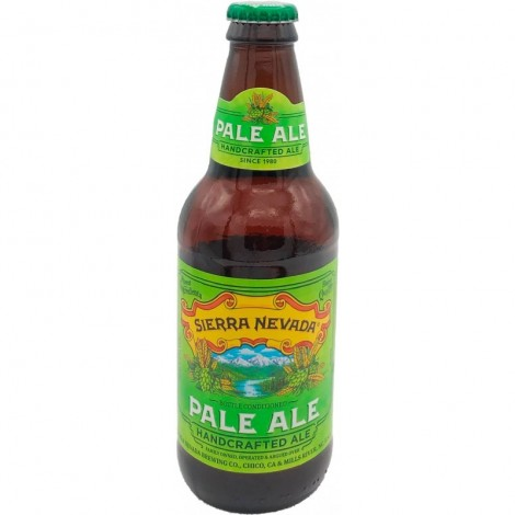 Botellín Sierra Nevada Pale Ale