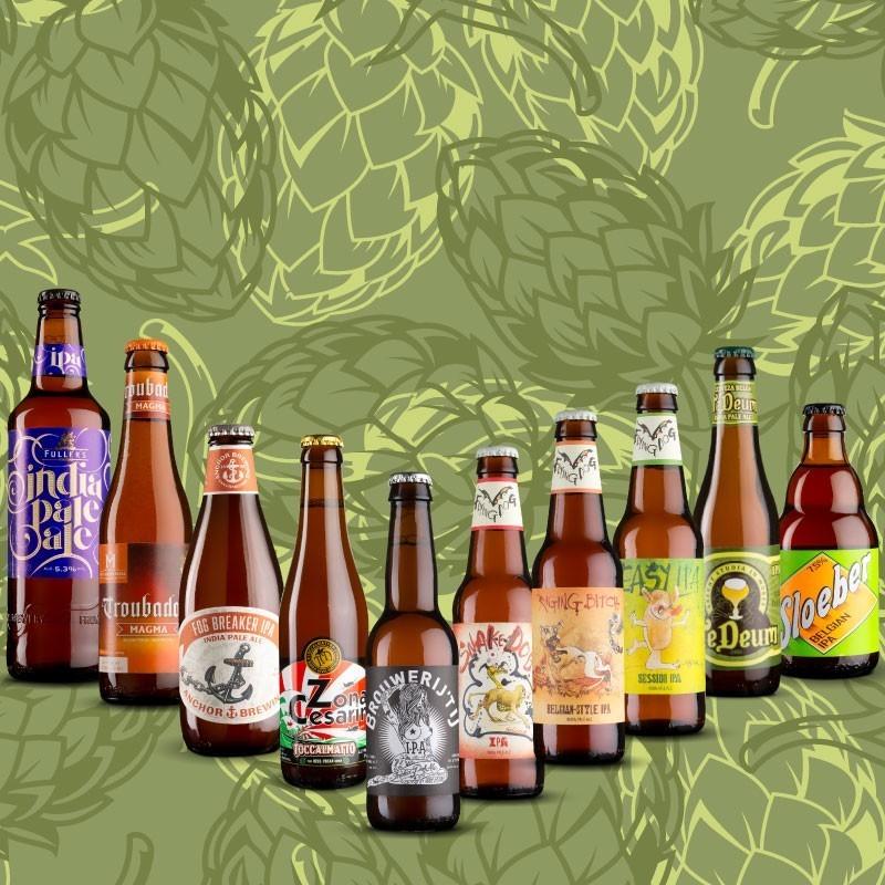 Pack Las Mejores Cervezas IPA