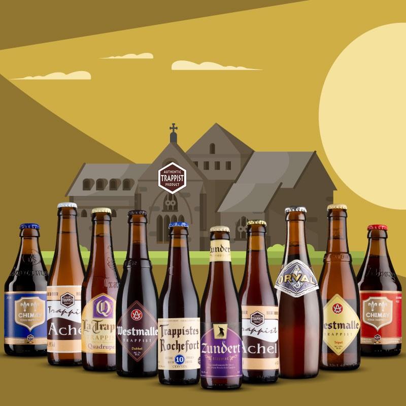 Las mejores cervezas trapenses