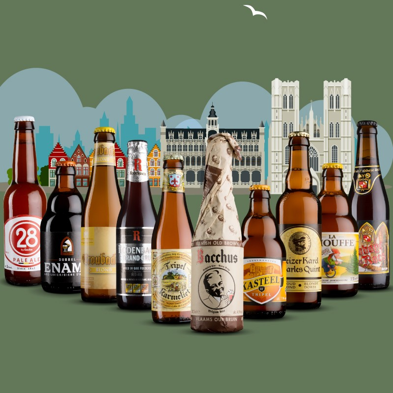 Experiencia Cerveza Belga