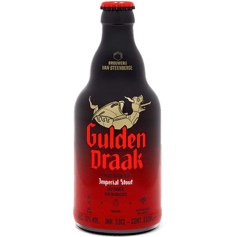Botellín Gulden Draak Imperial Stout