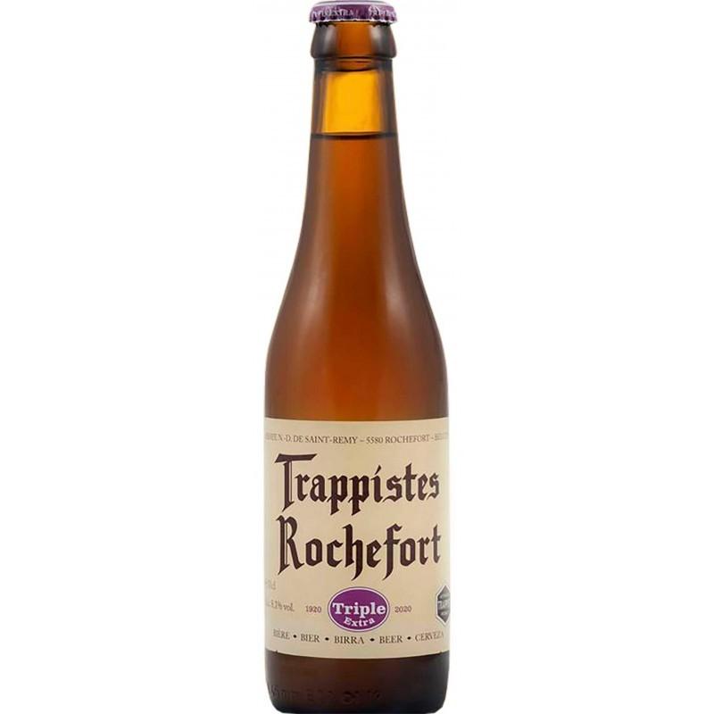 Botellín Rochefort Triple