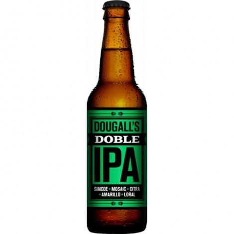 Botellín Dougalls Doble IPA