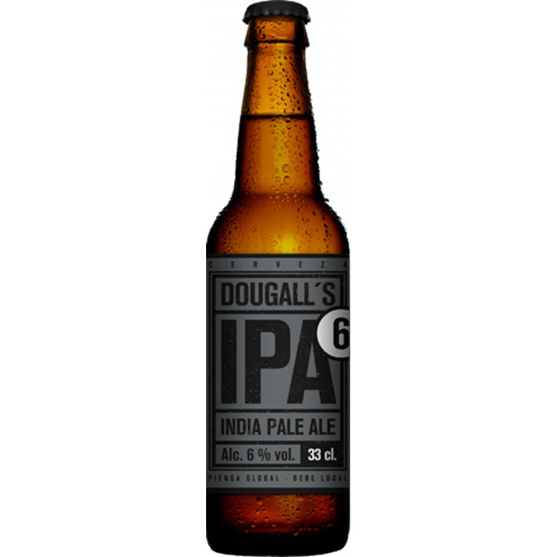 Botellín Dougalls IPA 6