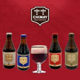 Pack Cervezas Chimay
