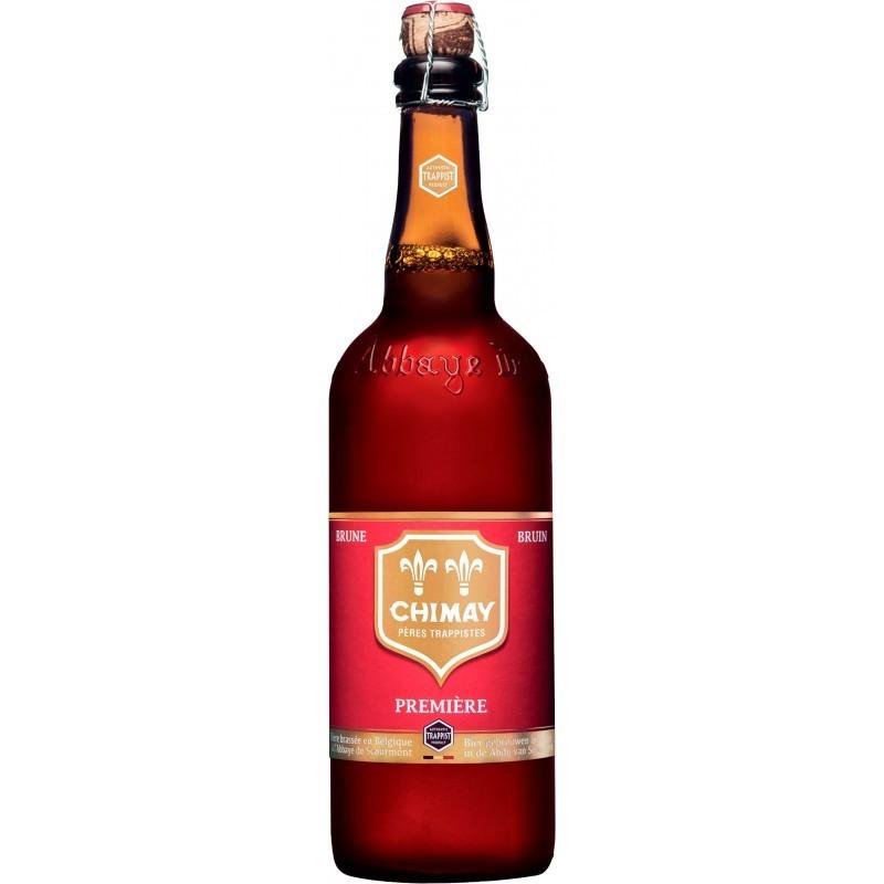 Botella 75 cl. Chimay Roja 75cl.