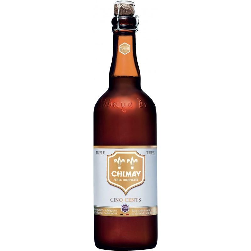 Botella 75 cl. Chimay Blanca75cl.