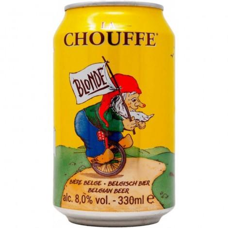 Lata La Chouffe Lata