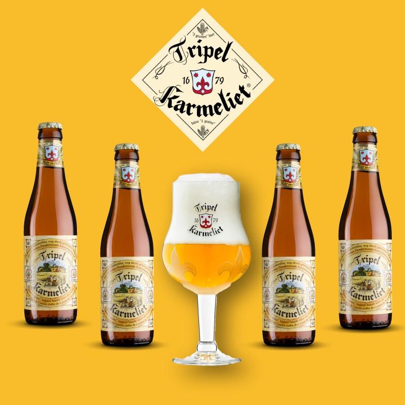 Pack Cervezas Tripel Karmeliet