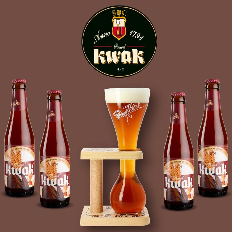Pack Cerveza Kwak