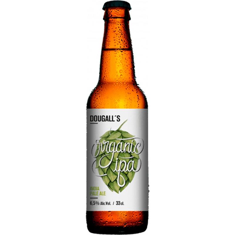 Botellín Dougalls Organic IPA BIO