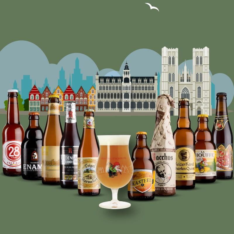Pack Cerveza Belga