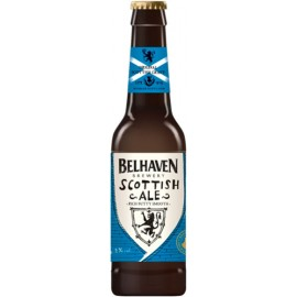Botellín Belhaven Scottish Ale
