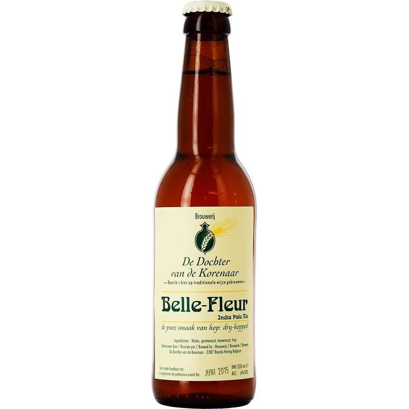 Botellín De Dochter Belle Fleur IPA