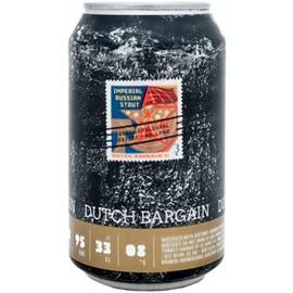 Botellín Dutch Bargain Russian Imperial Stout