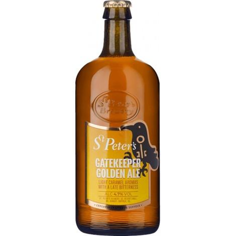 Botellín St Peter's Gatekeeper Golden Ale