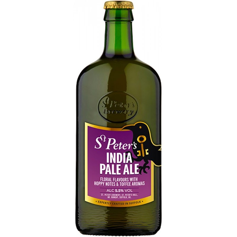 Botellín St Peter's IPA
