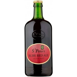Botellín St Peter's Ruby Red Ale