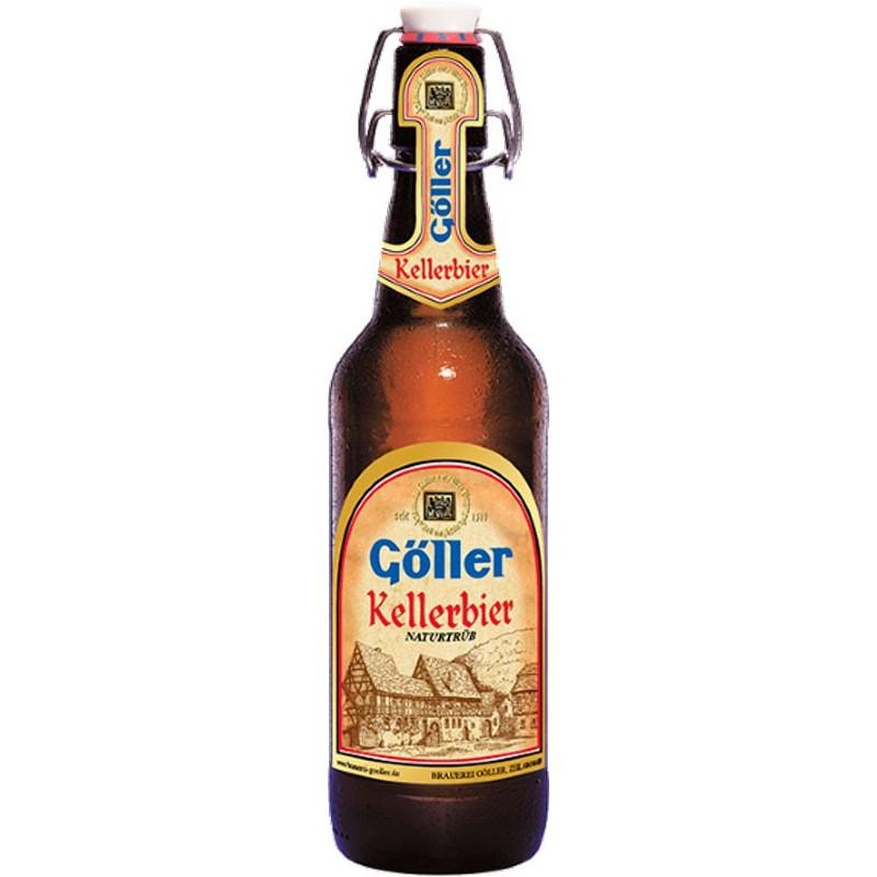 Botellín Göller Kellerbier