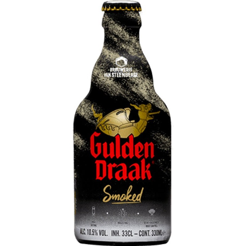 Botellín Gulden Draak Smoked