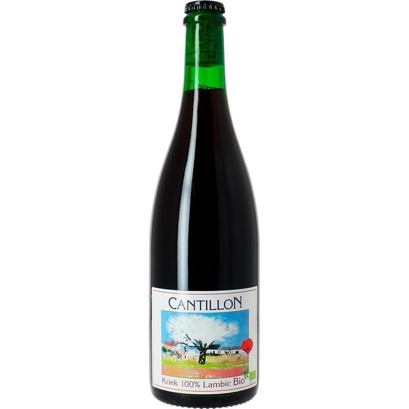 Botellín Cantillon Kriek Lambic 75cl