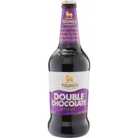 Botellín Young's Double Chocolate