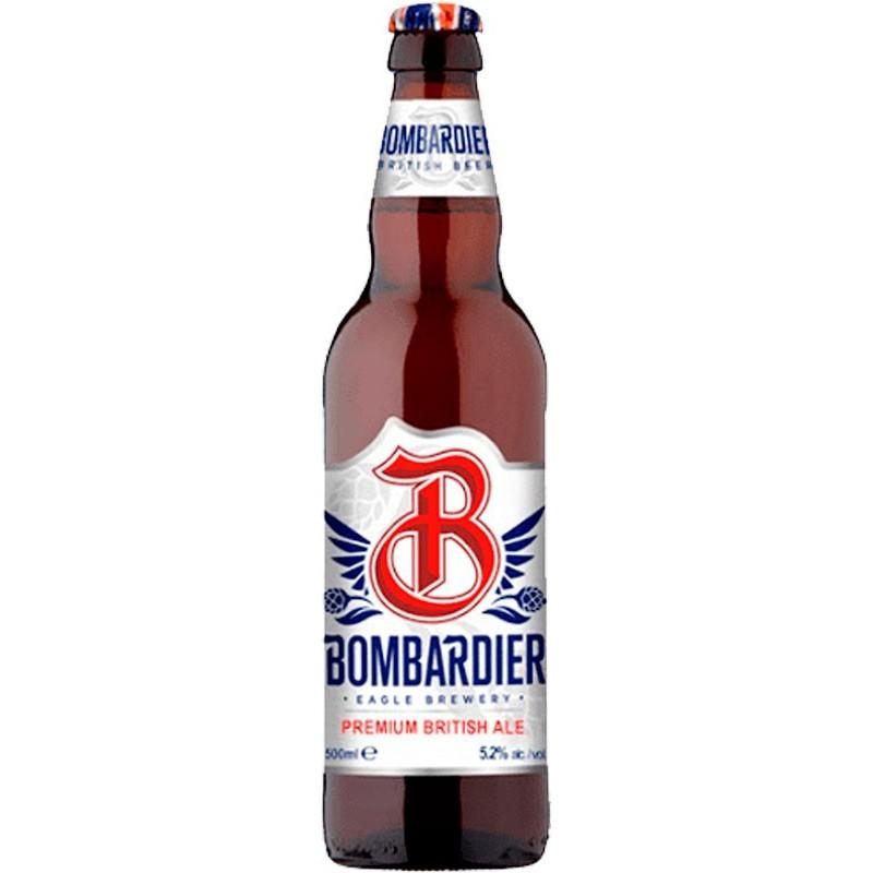 Botellín Bombardier