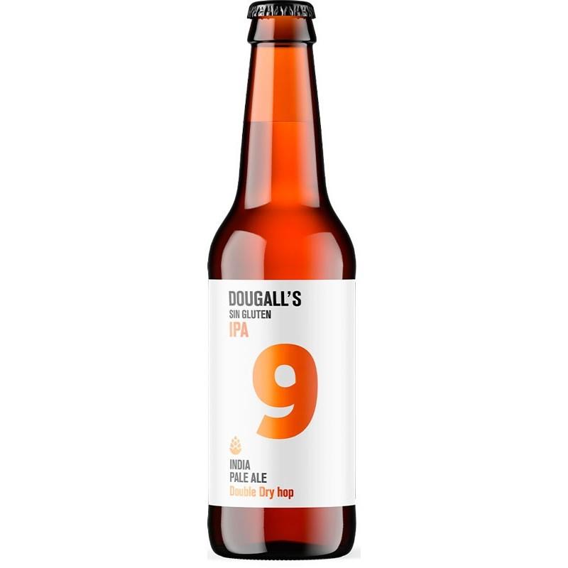 Botellín Dougall's IPA 9