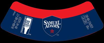 Samuel Adams craft beer seal