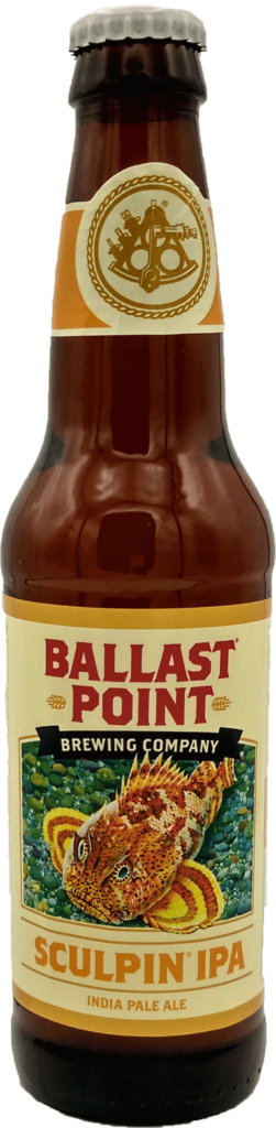 Cerveza Ballast Point, American IPA